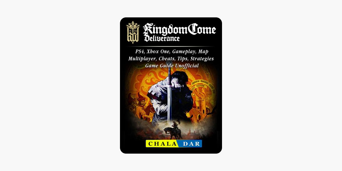 Kingdom Come Deliverance Cheats Ps4