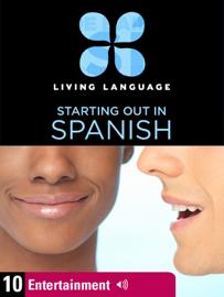 Essential Spanish, Lesson 10: Entertainment