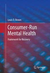Download Consumer-Run Mental Health