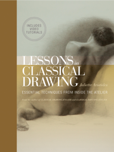 Lessons in Classical Drawing (Enhanced Edition) Copertina del libro