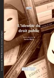 L Identit De Droit Public