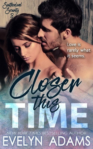 Closer This Time - Evelyn Adams book cover