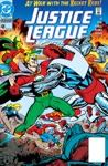 Justice League Europe 1989- 48