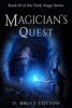 D. Bruce Cotton - Magician's Quest artwork
