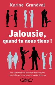 Jalousie, quand tu nous tiens ! La couverture du livre martien