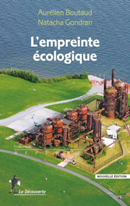 L'empreinte écologique La couverture du livre martien