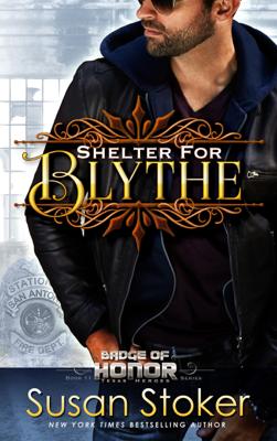 Susan Stoker - Shelter for Blythe book