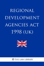 Regional Development Agencies Act 1998 (UK)