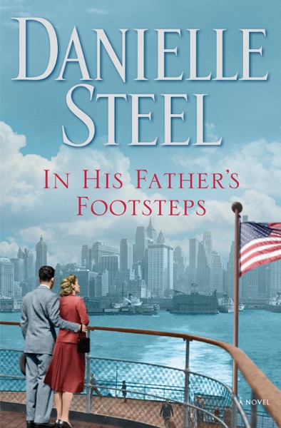 In His Father's Footsteps - Danielle Steel book cover