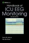 Handbook Of ICU EEG Monitoring Second Edition