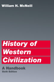 History of Western Civilization book