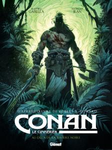 Conan le Cimmérien - Au-delà de la rivière noire La couverture du livre martien