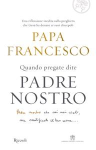 Padre nostro Book Cover