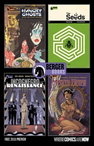 Berger Books: Where Books Are Now: Free 2018 Review