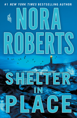 Shelter in Place - Nora Roberts book