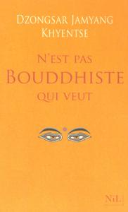 N'est pas bouddhiste qui veut La couverture du livre martien