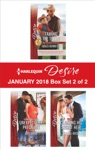 Harlequin Desire January 2018 - Box Set 2 Of 2