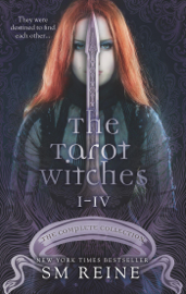 The Tarot Witches Complete Collection: Caged Wolf, Forbidden Witches, Winter Court, and Summer Court