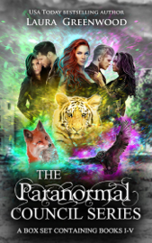 The Paranormal Council Complete Series PDF Download
