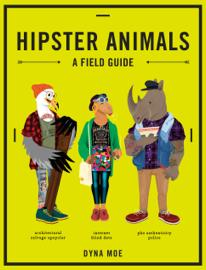 Hipster Animals book