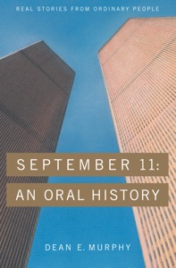 September 11:  An Oral History Book Cover