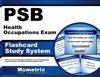 PSB Health Occupations Exam Flashcard Study System