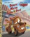 Deputy Mater Saves The Day DisneyPixar Cars