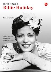 Billie Holiday di John Szwed Copertina del libro