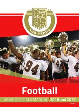 Nfhs football rule book 2019