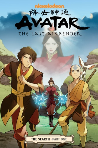 Gene Luen Yang & Various Authors - Avatar: The Last Airbender - The Search Part 1