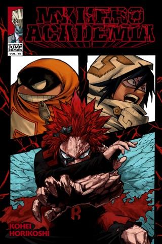 My Hero Academia, Vol. 16 PDF Download