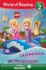 World Of Reading: LEGO Disney Princess: The Friendship Bridge