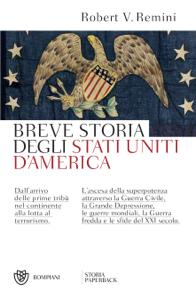 Breve storia degli Stati Uniti d'America Copertina del libro