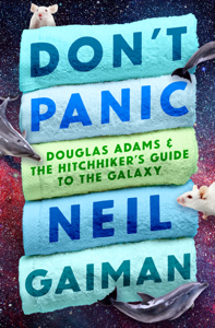 Don't Panic Book Cover