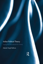 Indian Political Theory
