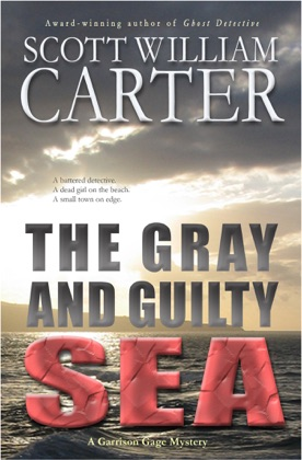 The Gray and Guilty Sea book cover