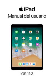 Manual del usuario del iPad para iOS 11.3 book