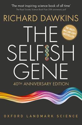 The Selfish Gene - Richard Dawkins book