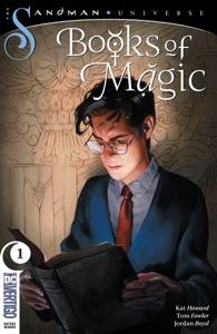 Books of Magic (2018-2020) #1