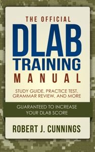 The Official DLAB Training Manual Book Cover