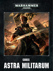 Codex: Astra Militarum Enhanced Edition