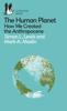 Simon Lewis & Mark A. Maslin - The Human Planet artwork