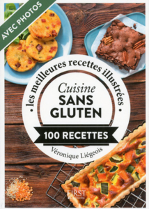 Cuisine sans gluten La couverture du livre martien