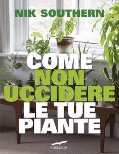 Come non uccidere le tue piante Copertina del libro