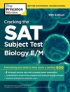 Cracking The SAT Subject Test In Biology EM 16th Edition