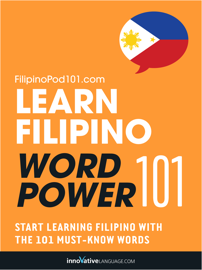 Learn Filipino - Word Power 101 book