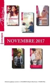 10 ROMANS PASSIONS + 1 GRATUIT (Nº685 à 689 - NOVEMBRE 2017)
