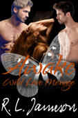 Awake (Book Three of the Wild Love Ménage Series)