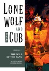 Lone Wolf And Cub Volume 17 The Will Of The Fang