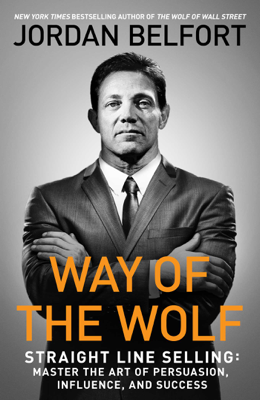 Way of the Wolf - Jordan Belfort book